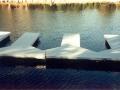 Float docks (2)