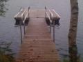 Gang plank , Swim float