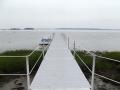 Alummikon w float dock & Kayak rack (1280x960)